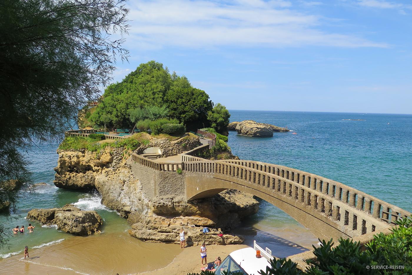 Küsten- und Strandgeschichten in Südfrankreich